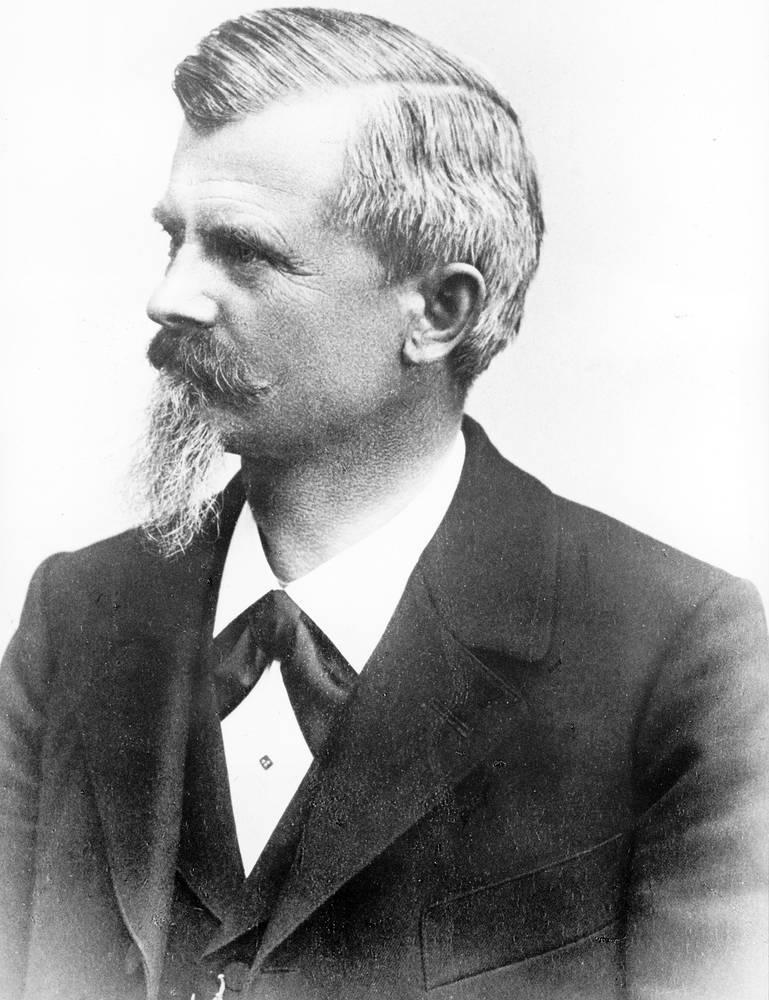 Вильгельм Майбах сотрудничал с фирмой Готлиба Даймлера