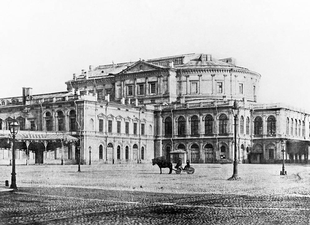 Мариинский театр, 1902 г