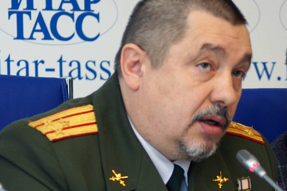 Юрий Куксин, специалист по связям с общественностью госпиталя для ветеранов войн