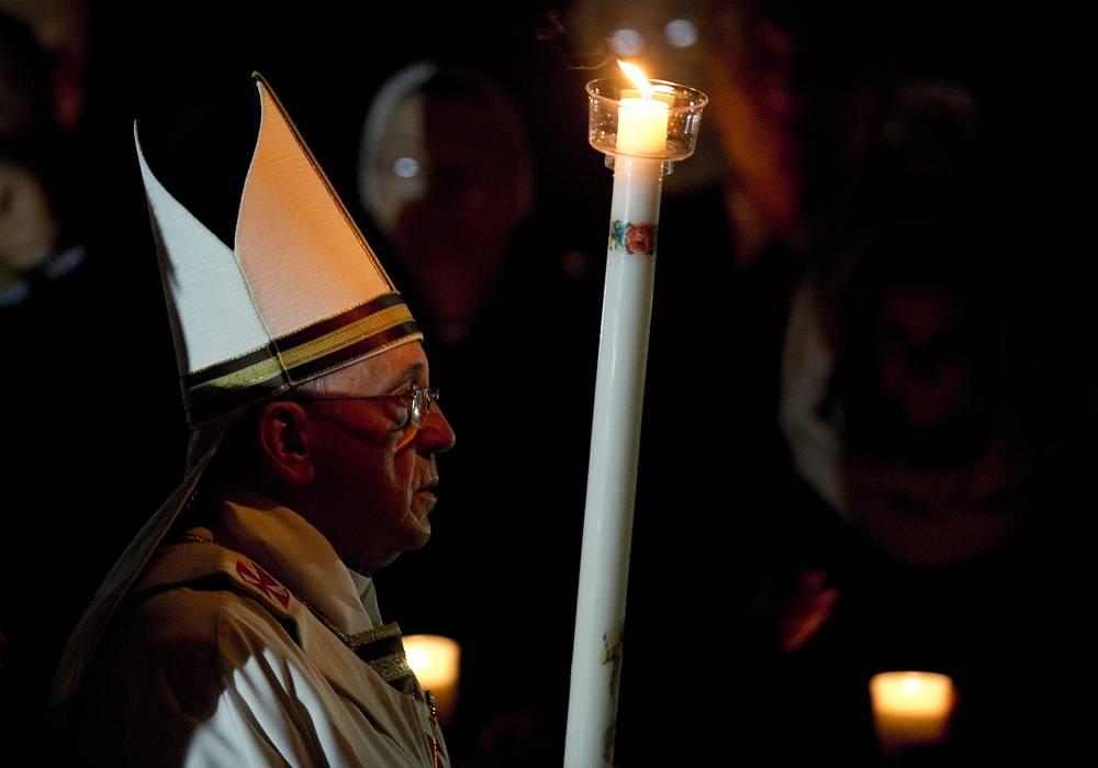 Папа Римский Франциск. Ватикан