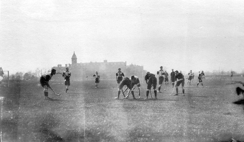 Хоккей на траве. Dean Close. Великобритания.1914-1920 годы