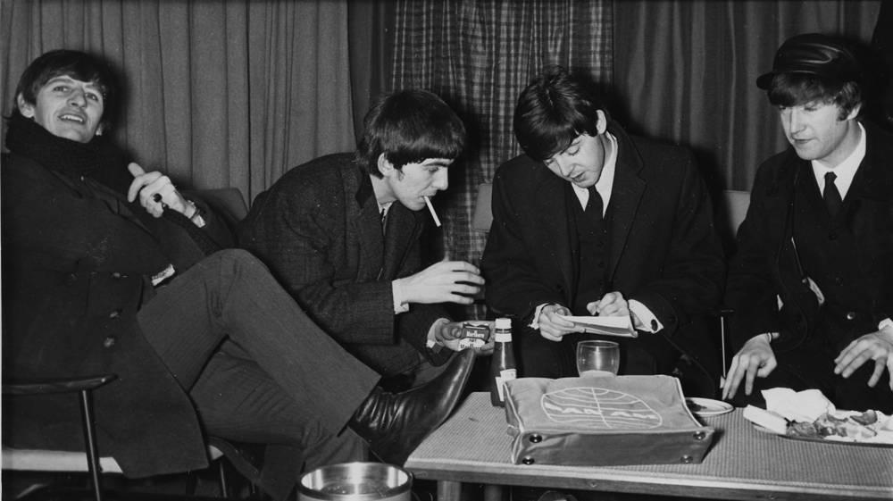 Beatles, Лондон, 1964 год