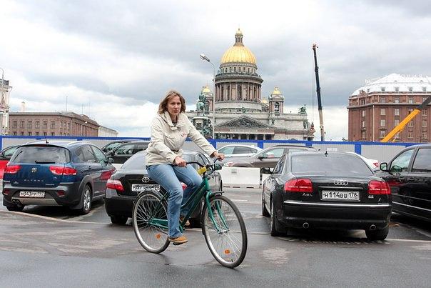 Депутат ЗакСа Петербурга Ирина Комолова