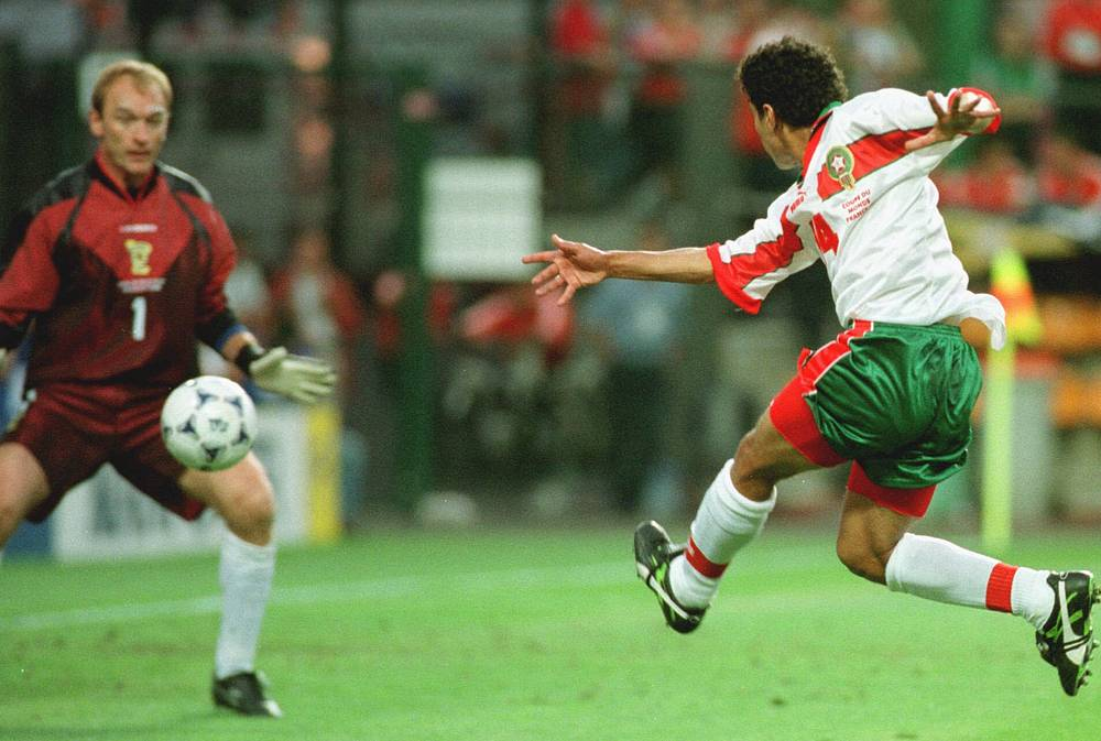 Сборная Марокко трижды пыталась преодолеть групповую стадию на ЧМ-1970, ЧМ-1994 и ЧМ-1998.