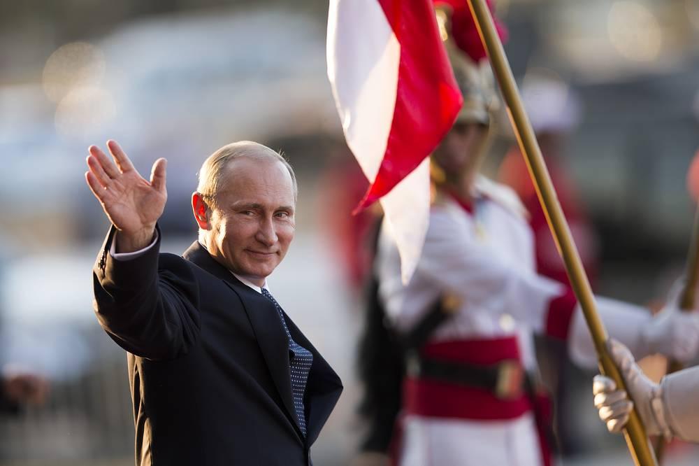 17 июля Владимир Путин завершает латиноамериканское турне, в ходе которого он также посетил Кубу, Никарагуа и Аргентину