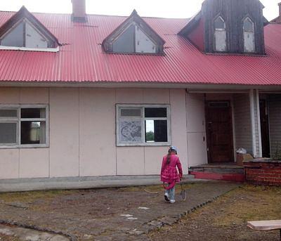 Нелегальный детский лагерь в Серове