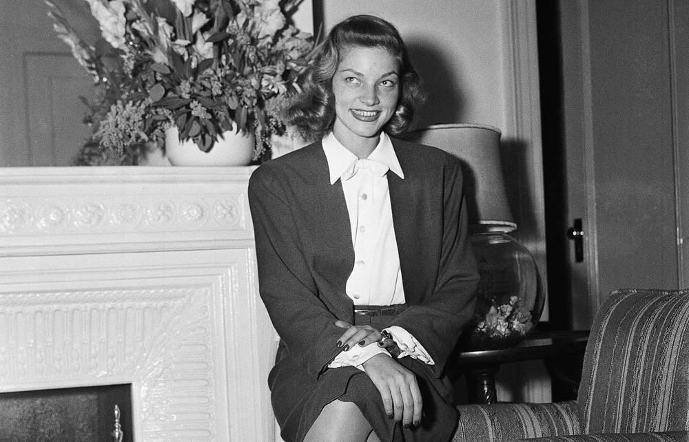 Лорен Бэколл, 1945 год