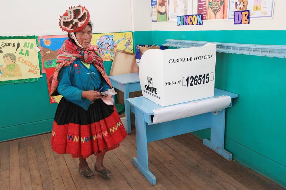 Президентские выборы в Перу, 2011 год