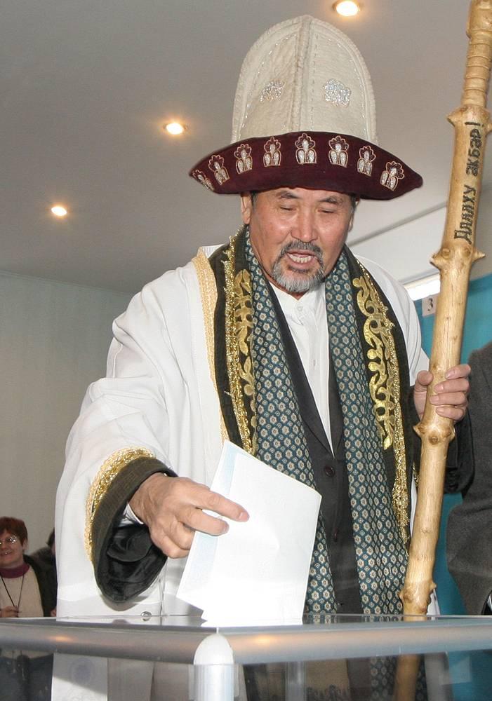 Внеочередные выборы президента в Казахстане, 2011 год
