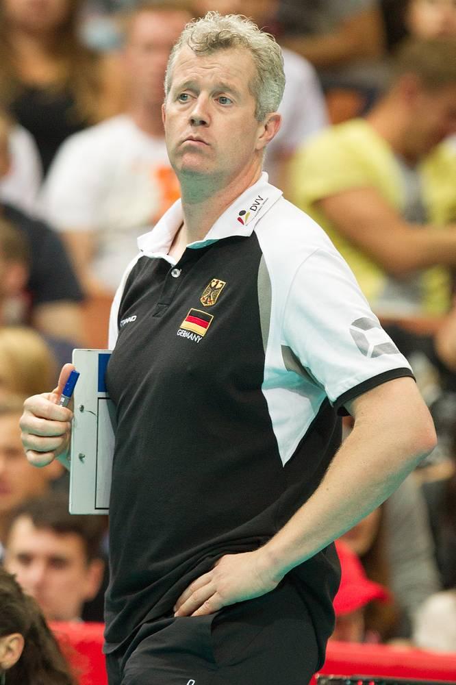 Главный тренер сборной Германии Витал Хейнен