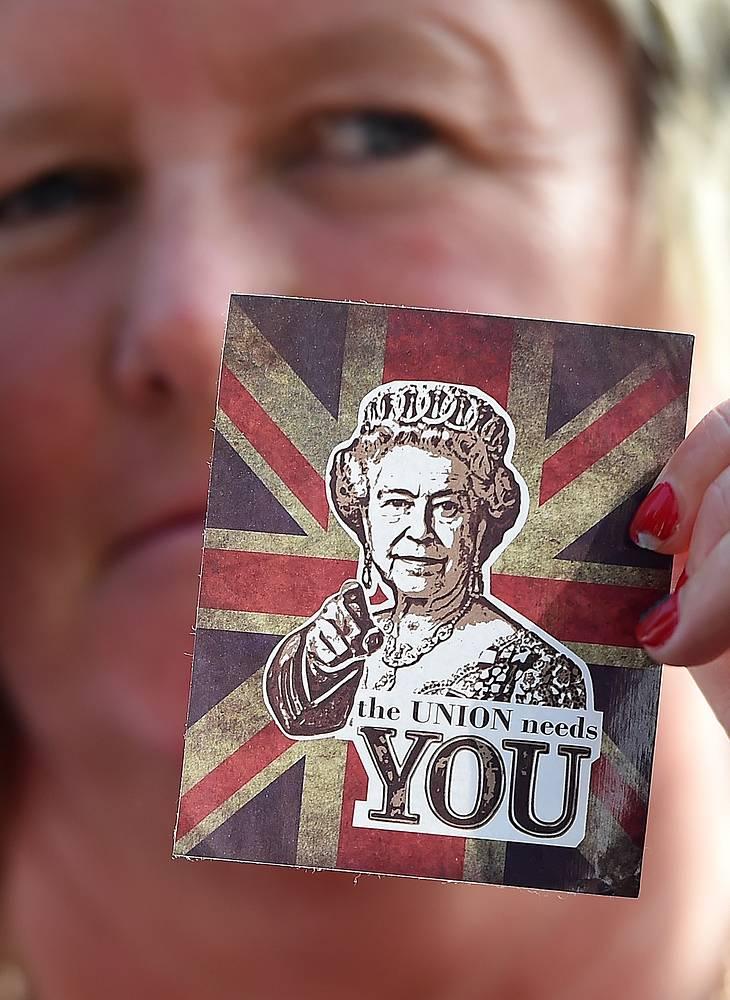 """""""Наш союз драгоценен. Не разрывайте его!"""" - с такими словами обратился к соотечественникам британский премьер Дэвид Кэмерон"""
