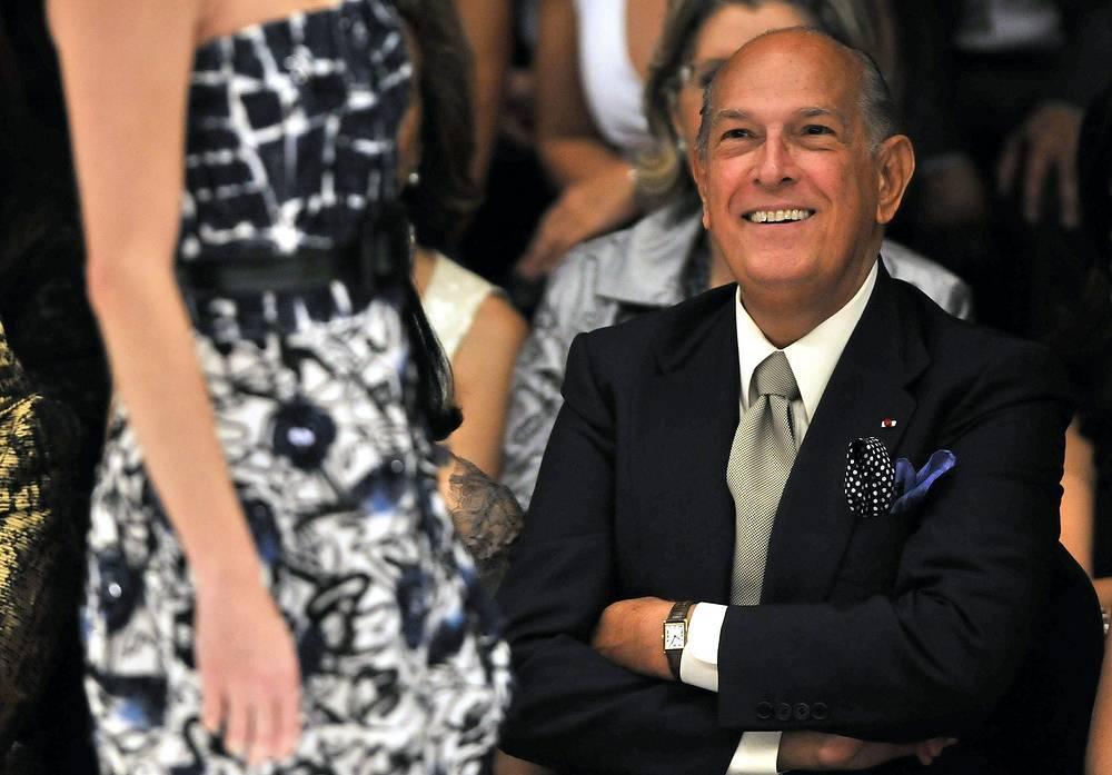 20 октября в городе Кент (штат Коннектикут) в возрасте 82 лет скончался старейший американский модельер Оскар де ла Рента