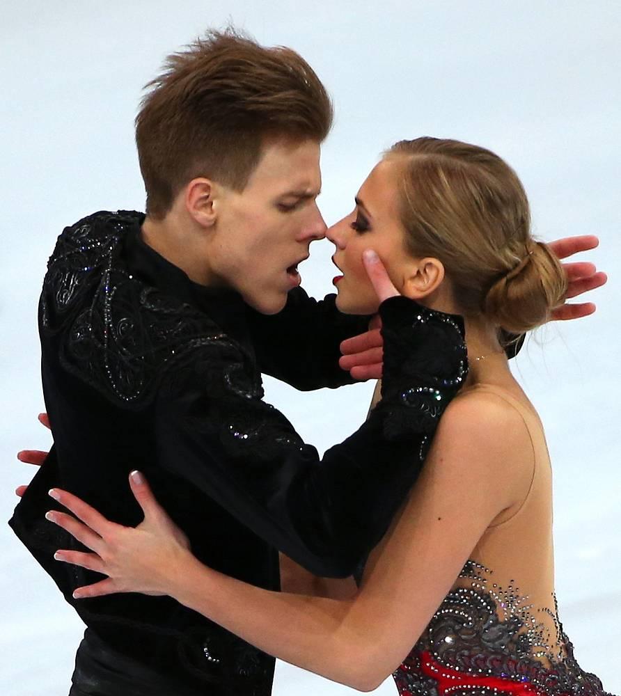 Российская танцевальная пара Виктория Синицина/Никита Кацалапов остановилась в шаге от пьедестала