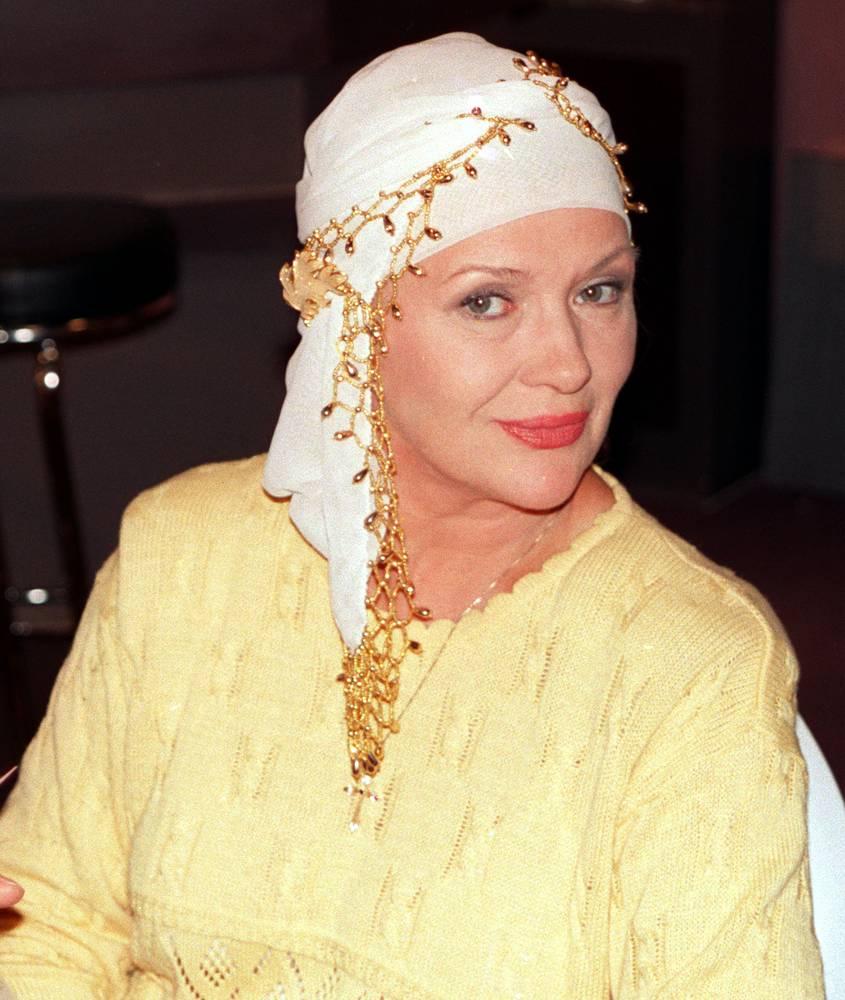 Галина Польских, 1999