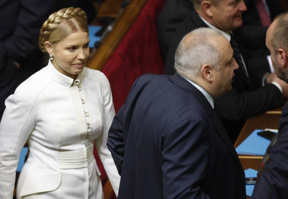 """От """"Батькивщины"""" Юлии Тимошенко в Верховной раде будут присутствовать 19 депутатов"""