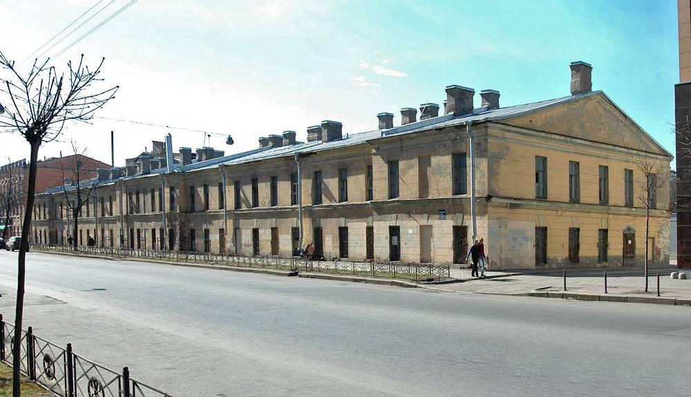 Звенигородская улица, 7,  современное состояние