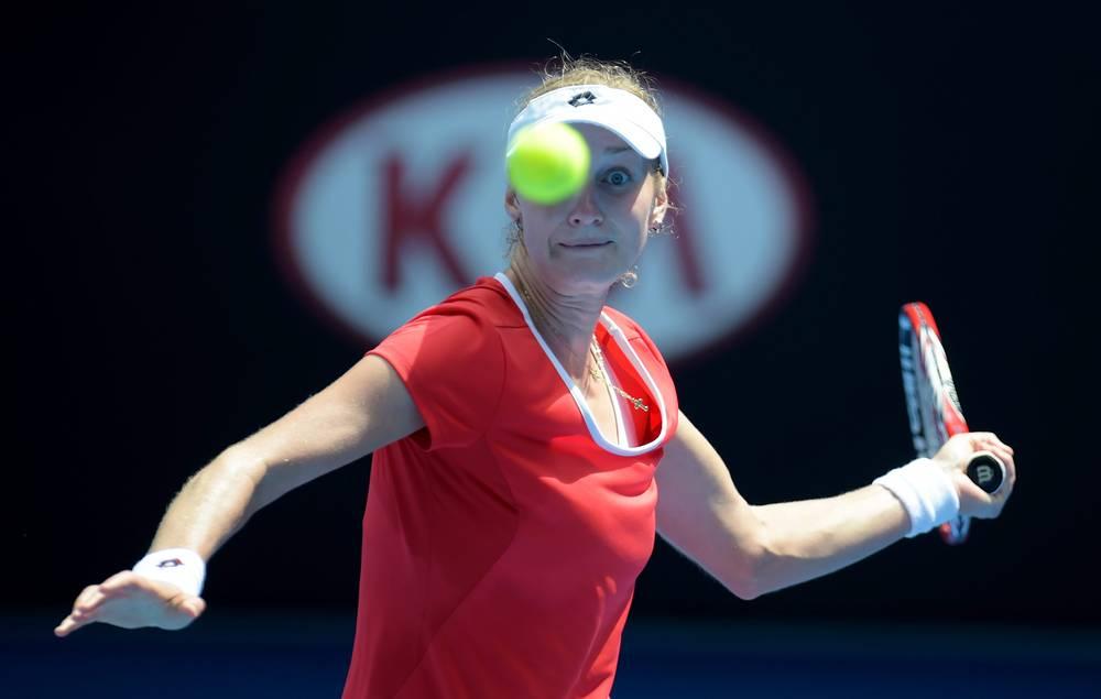 Екатерина Макарова в матче 3-го круга выиграла со счетом 6:4, 6:4