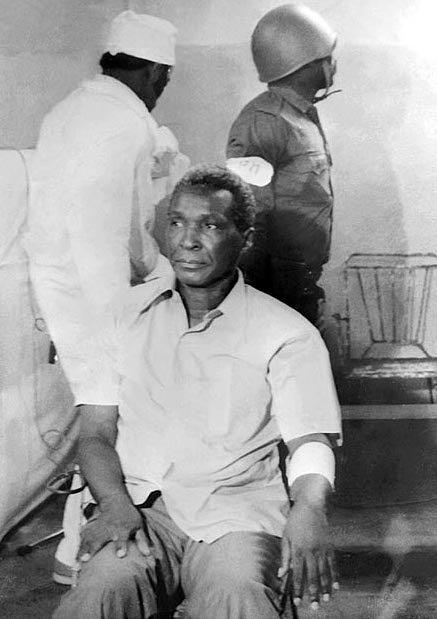 Франсиско Масиас Нгема стал первым президентом Республики Экваториальная Гвинея после получения ею независимости в октябре 1968 г. В июле 1970 г. правительство приняло решение о введении однопартийной системы, а еще через два года Нгема был провозглашен пожизненным президентом. Свергнут в ходе переворота в августе 1979 г. своим племянником