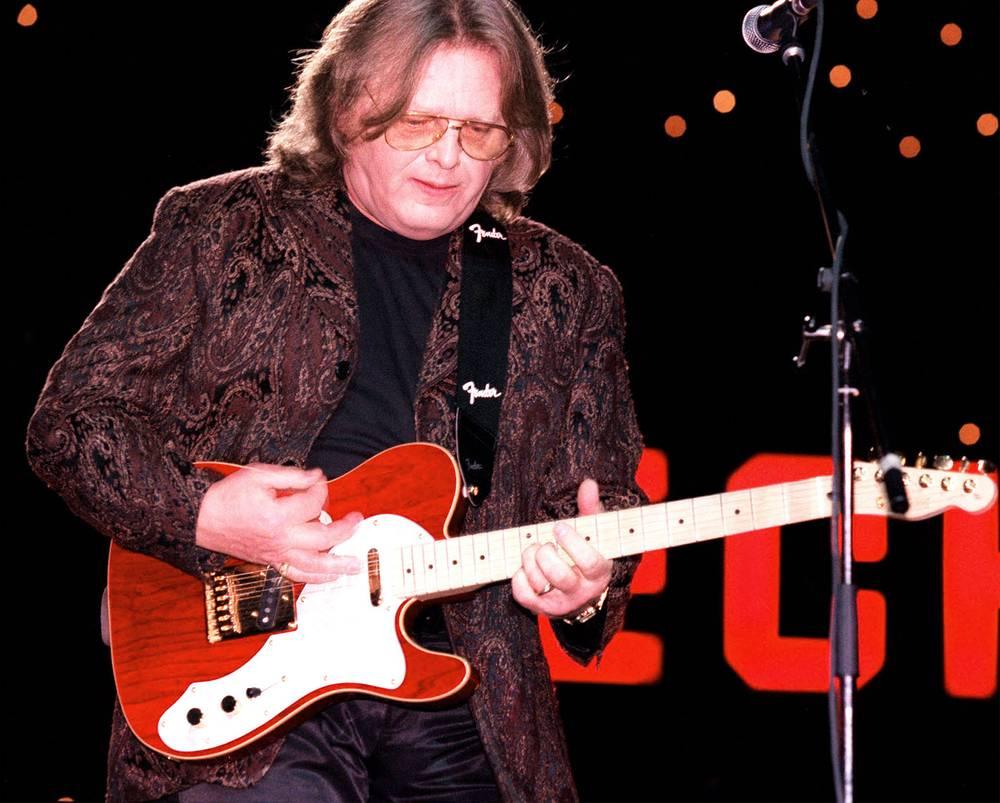 Во время концерта, 1997 год