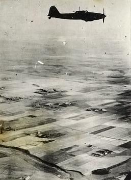 Штурмовик Ил-2. Снимок из личного альбома фронтового фотографа Николая Филатова