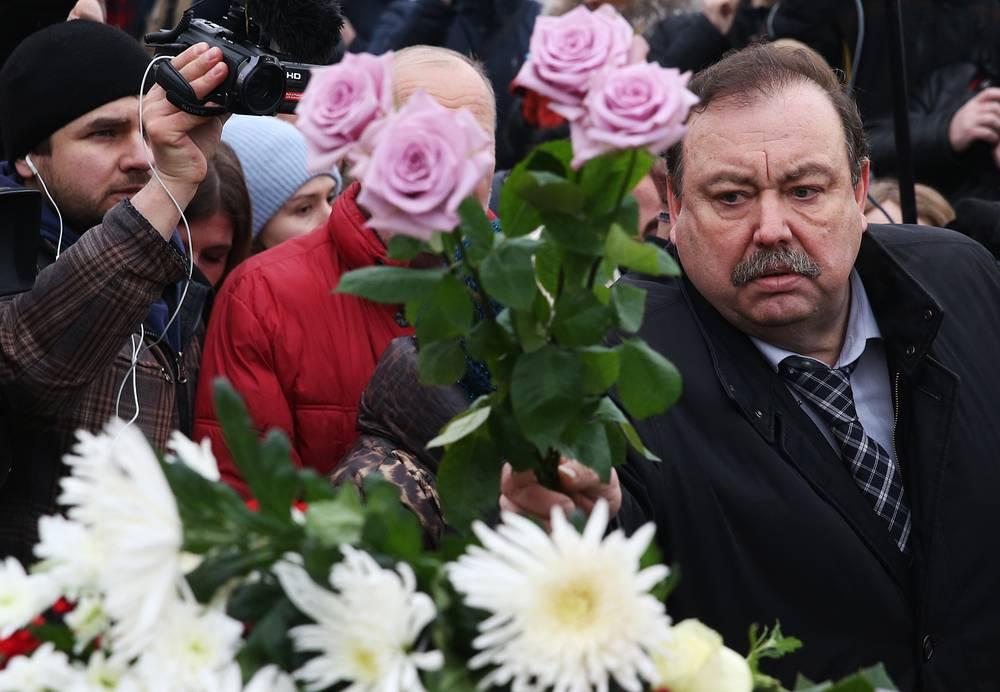 """Председатель партии """"Социал-демократы России"""" Геннадий Гудков"""