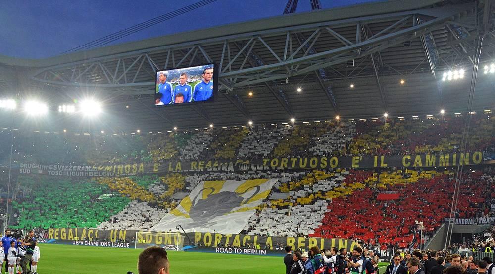 Команда из Турина не доходила до полуфинальной стадии престижного турнира с сезона-2002/03 - болельщики соскучились по большому европейскому футболу
