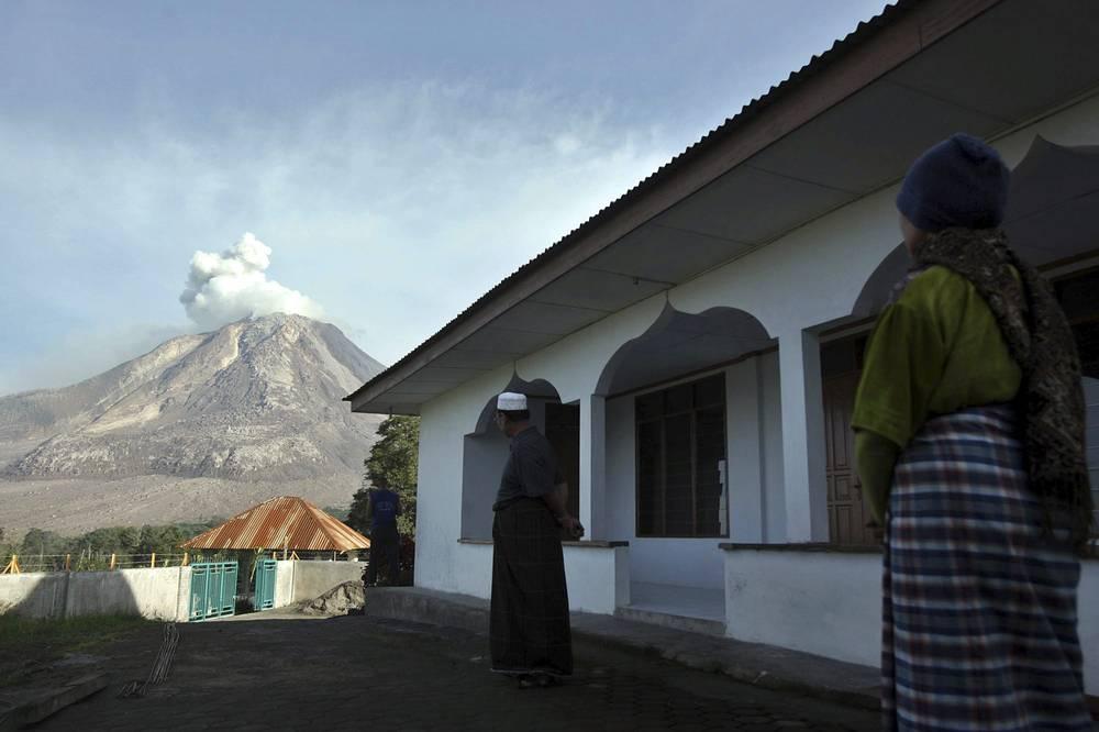 Последнее же извержение было зафиксировано летом прошлого года