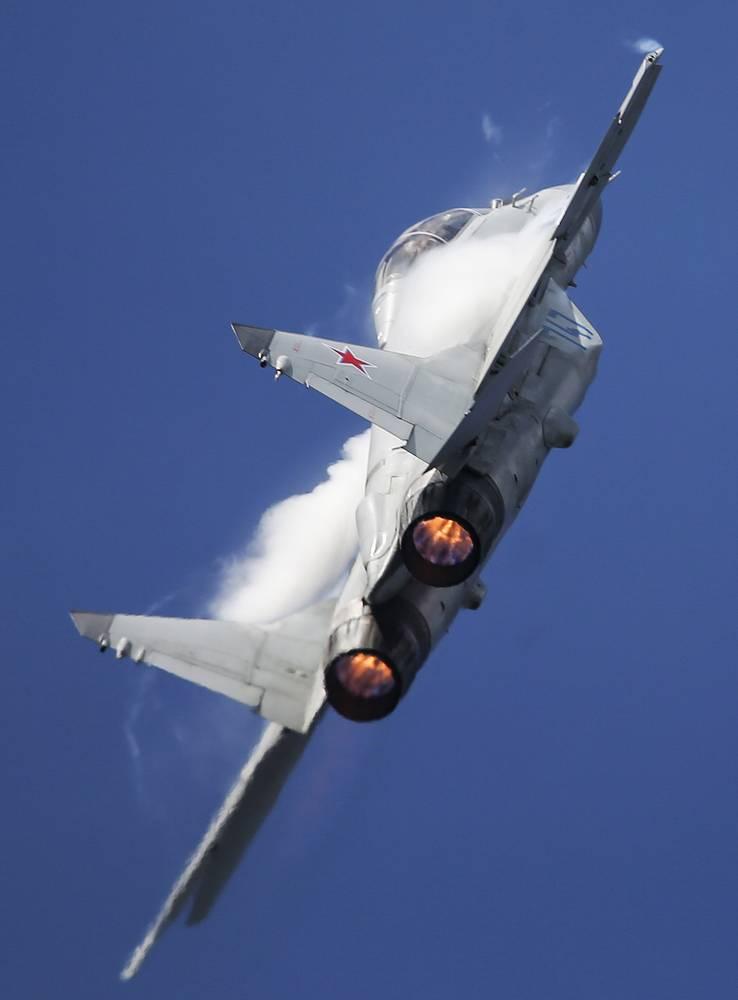 Российский перспективный многофункциональный истребитель МиГ-35