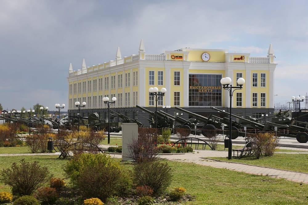 Музей военной и автомобильной техники УГМК