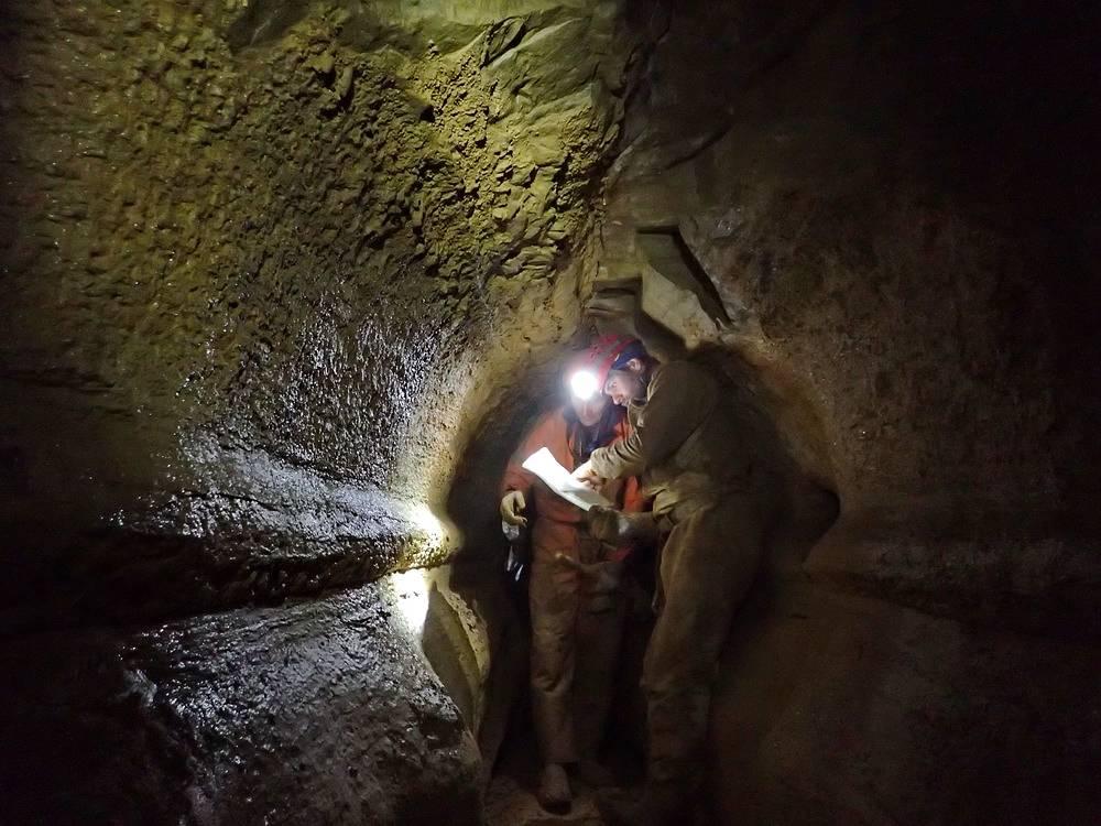 Экспедиция в Ботовскую пещеру в 2018 году