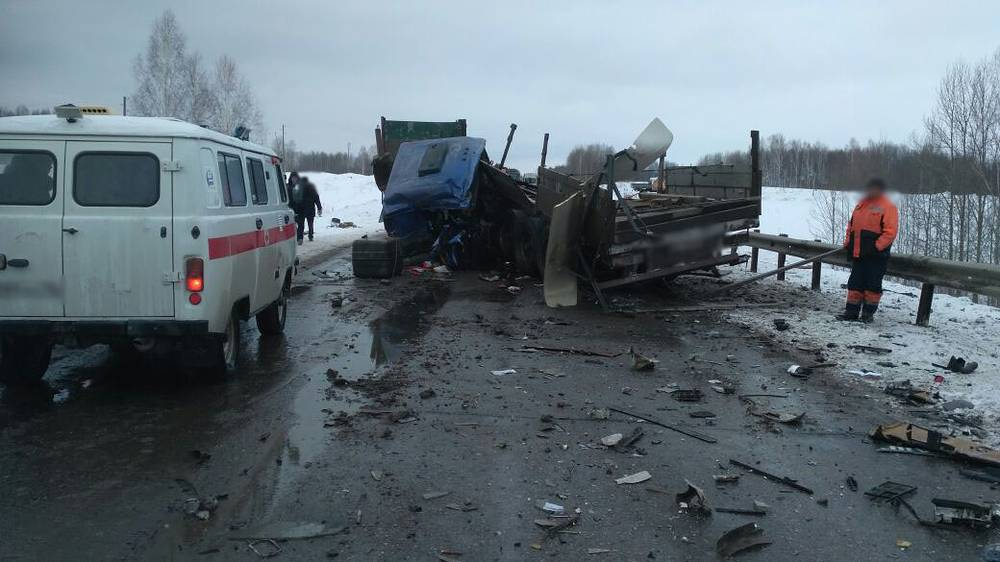 Два человека погибли, 12 пострадали в ДТП с автобусом в Томской области