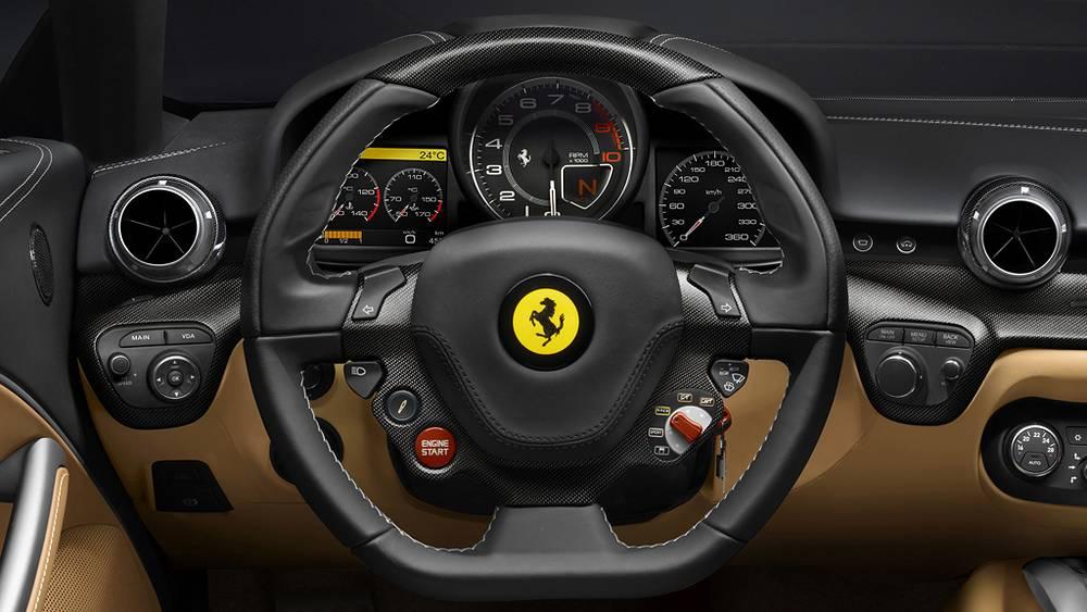 F12 Berlinetta