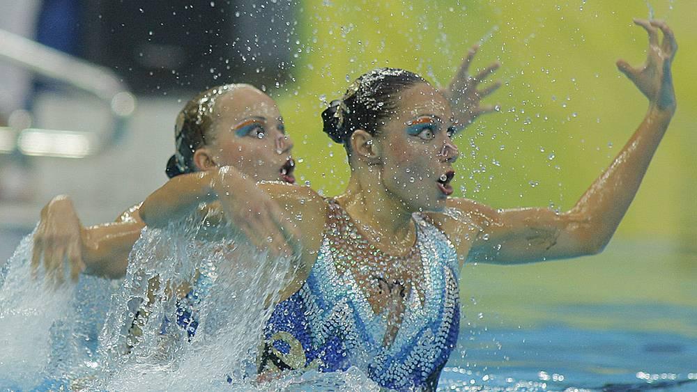 Анастасия Ермакова и Анастасия Давыдова