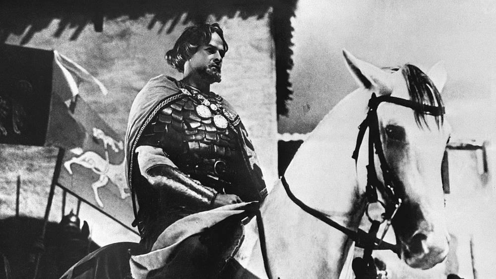 """Кадр из кинофильма """"Александр Невский"""", 1938"""