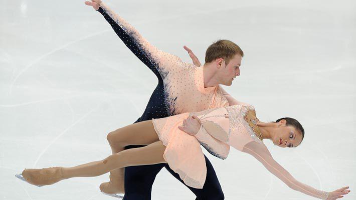 Вера Базарова и Юрий Ларионов. Фото ИТАР-ТАСС