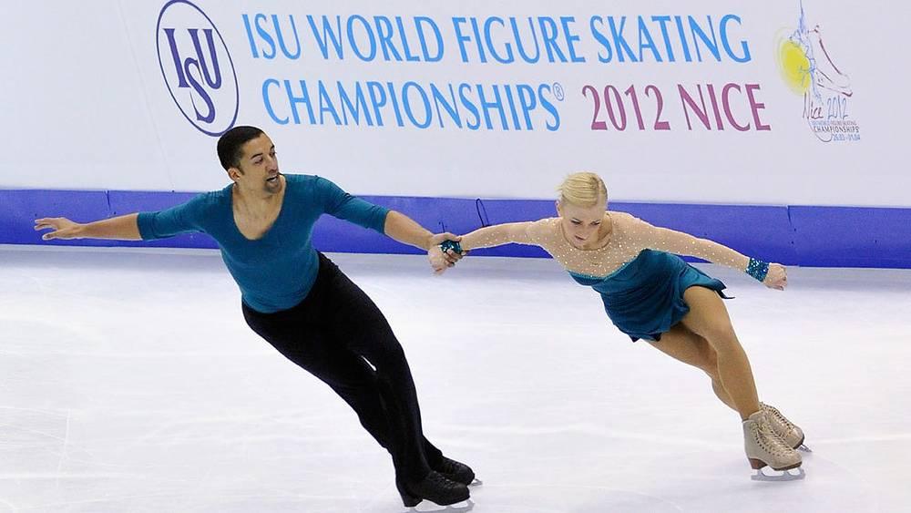 Алена Савченко и Робин Шолковы. Фото EPA/ИТАР-ТАСС
