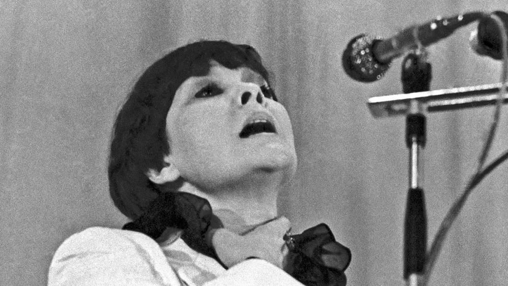 Белла Ахмадулина. 1978 год