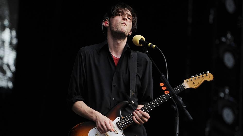 Гитарист группы Red Hot Chilli Peppers Джош Клингхоффер