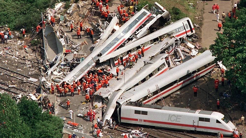 3 июня 1998 года. Нижняя Саксония /Германия/