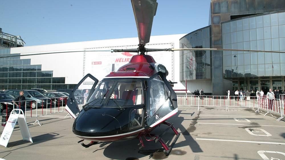 Лёгкий многоцелевой вертолёт АНСАТ
