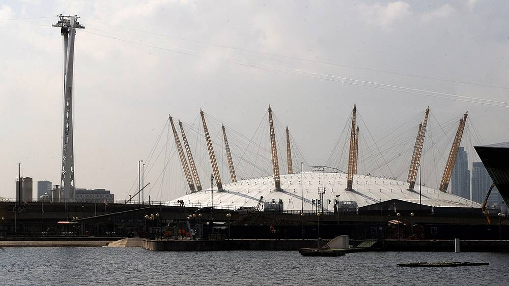 Турниры по гимнастике, баскетболу, бадминтону пройдут в Greenwich Arena