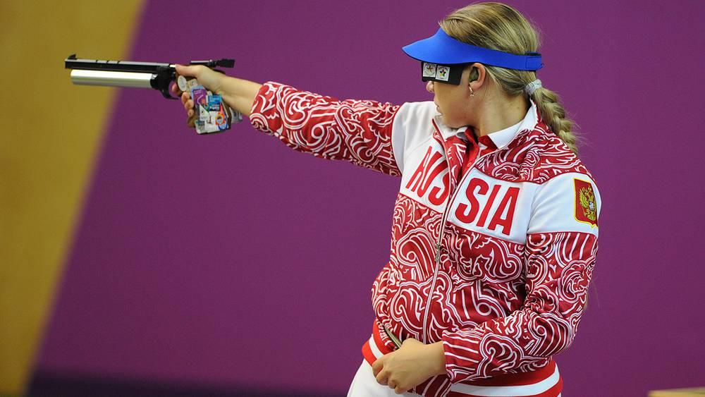 Россиянка Любовь Яскевич, занявшая четвертое место