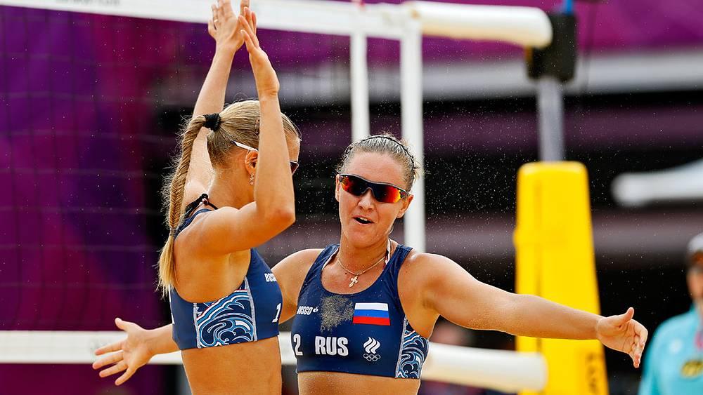 Анастасия Васина и Анна Возакова