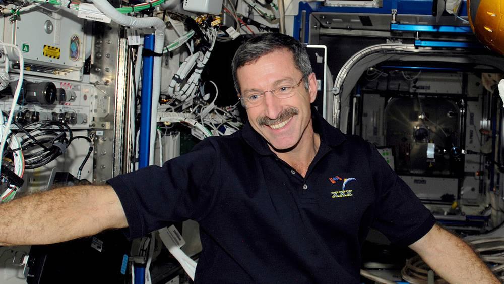Американский астронавт Дэниел Бербанк