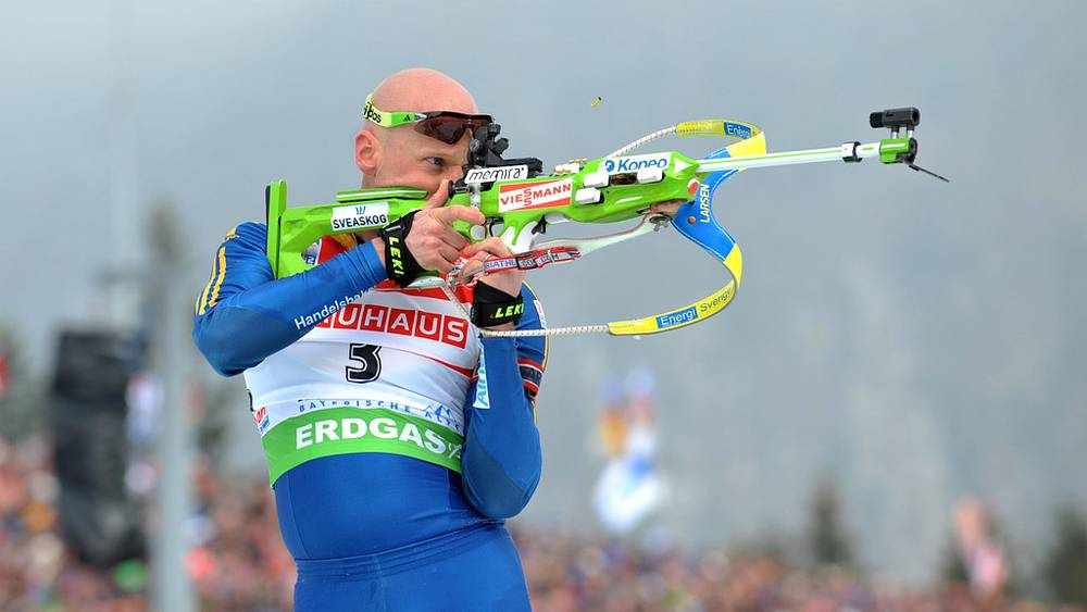 Карл-Йохан Бергман (2 место)
