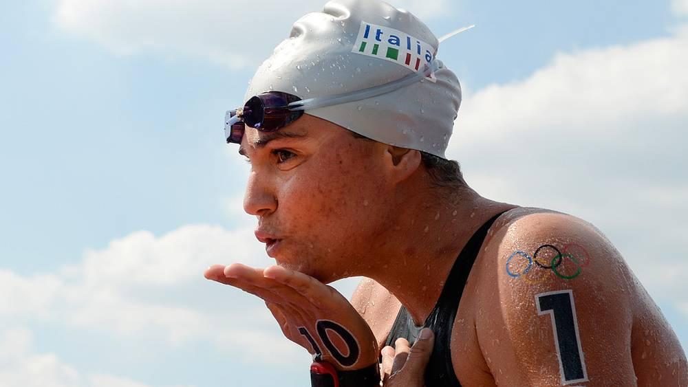 Мартина Гримальди (Италия), бронзовый призер