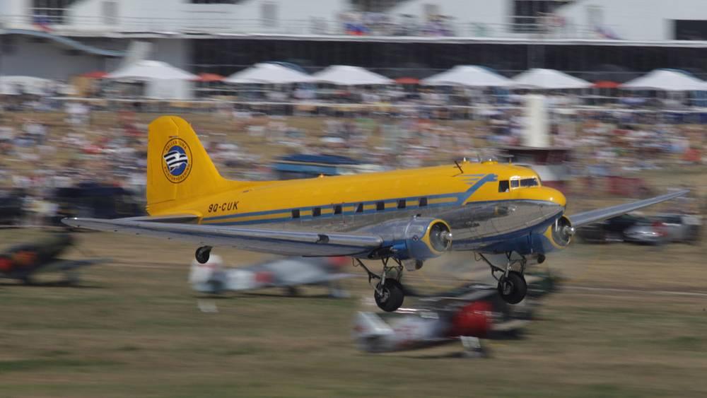 "Самолет Дуглас С-47 ""Дакота"""