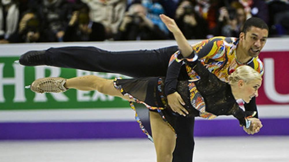 Алёна Савченко и Робин Шолковы
