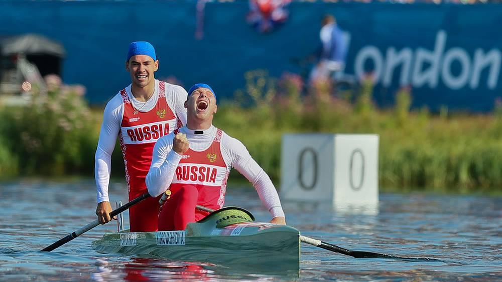 Алексей Коровашков и Илья Первухин
