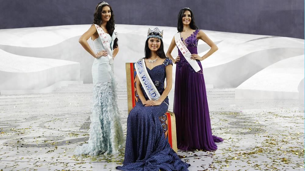 Тройка победительниц: Китай, Уэльс, Австралия